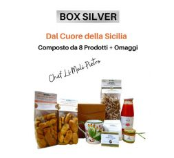 Box Silver by Chef Pietro Li Muli