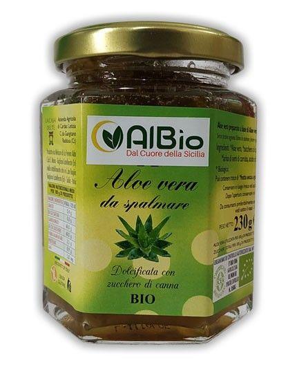 Aloe Vera Bio estratto spalmabile