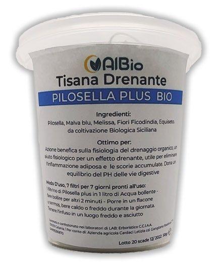 Tisana drenante – Pilosella Plus Bio