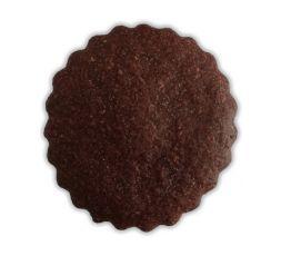 Biscotti integrali Rustichello Moro al cacao e miele