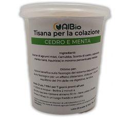 Tisana 7 giorni - Cedro e Menta, depurativa, distensiva per l'intestino