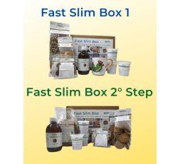 Percorso Fast Slim 30 giorni, box completo per dimagrire in modo naturale