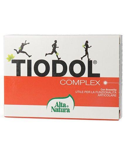 Tiodol complex, aiuto per la funzionalità articolare