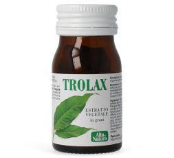 Trolax integratore per un intestino in ordine, funzione digestiva, intestino pigro