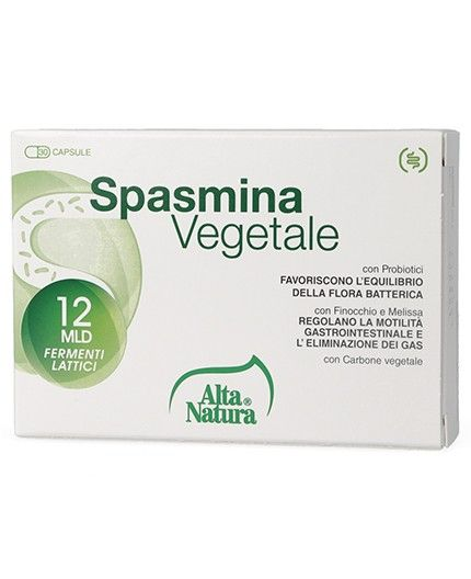 Spasmina Vegetale