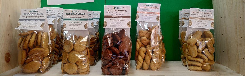 Linea Alimentari - Biscotti integrali